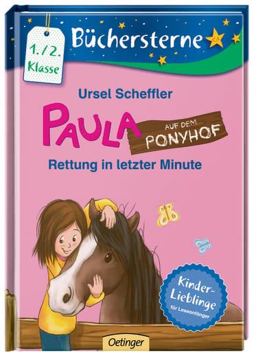Paula auf dem Ponyhof, 9783789123856