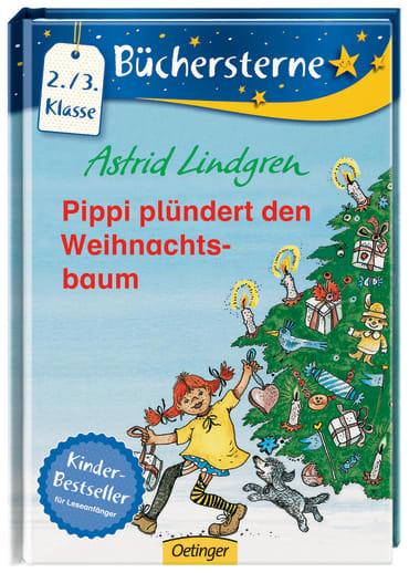 Pippi plündert den Weihnachtsbaum, 9783789107542