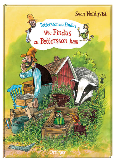 Wie Findus zu Pettersson kam, 9783789169168