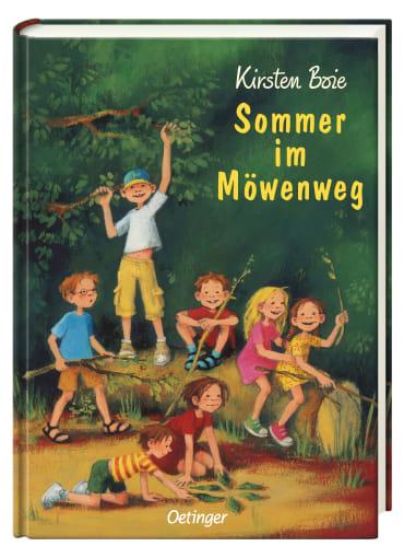 Sommer im Möwenweg, 9783789131448