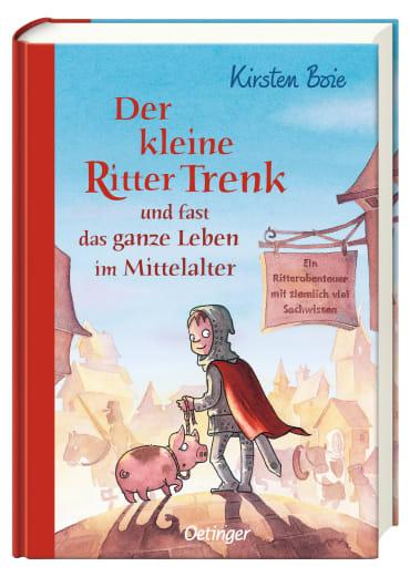 Der kleine Ritter Trenk und fast das ganze Leben im Mittelalter, 9783789185304