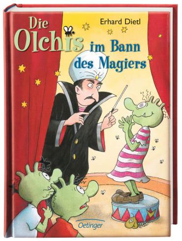 Die Olchis im Bann des Magiers, 9783789133275