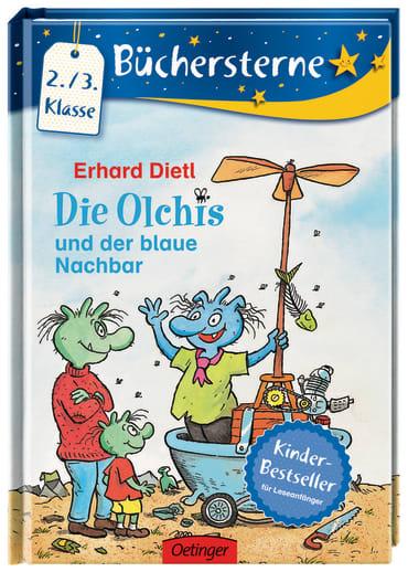Die Olchis und der blaue Nachbar, 9783789123368