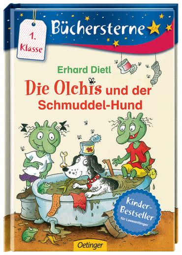 Die Olchis und der Schmuddel-Hund, 9783789123375