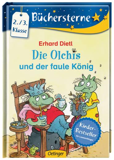 Die Olchis und der faule König, 9783789123399