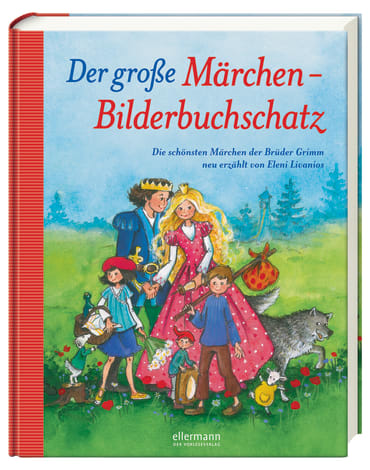 Der große Märchen-Bilderbuchschatz, 9783770724970