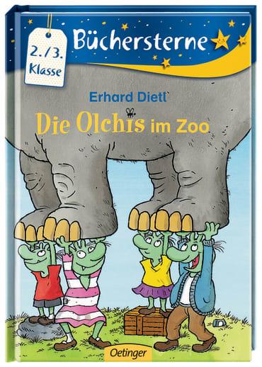 Die Olchis im Zoo, 9783789123474