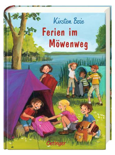 Ferien im Möwenweg, 9783789120251