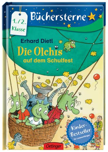 Die Olchis auf dem Schulfest, 9783789123894