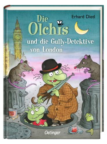 Die Olchis und die Gully-Detektive von London, 9783789133312