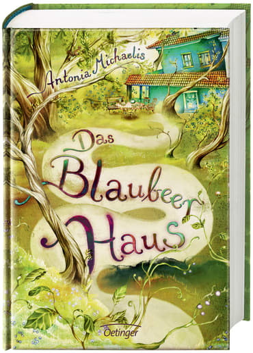 Das Blaubeerhaus, 9783789143007