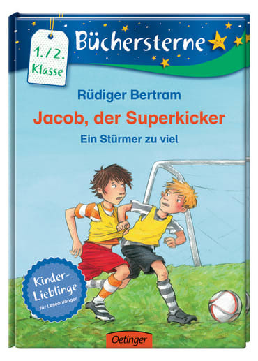 Jacob, der Superkicker, 9783789124334