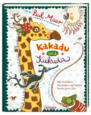 Kakadu und Kukuda, 9783789142994