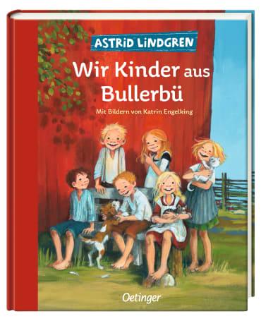 Wir Kinder aus Bullerbü (farbig), 9783789141775