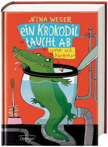 Ein Krokodil taucht ab, 9783789151293
