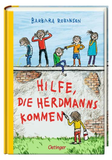 Hilfe, die Herdmanns kommen!, 9783789107719