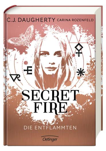 Secret Fire, 9783789133398