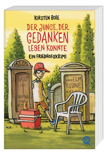 Der Junge, der Gedanken lesen konnte, 9783841503473