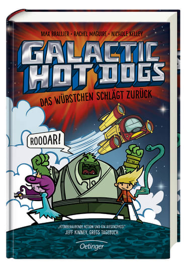 Galactic Hot Dogs, 9783789124594