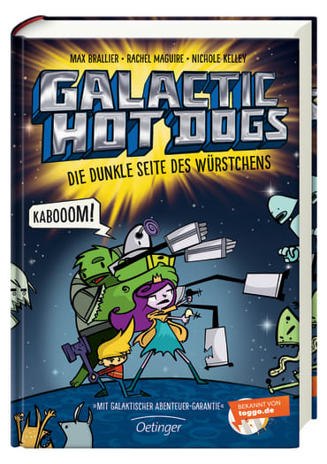 Galactic Hot Dogs, 9783789104756