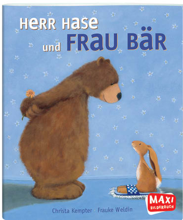 Herr Hase und Frau Bär, 9783770776313