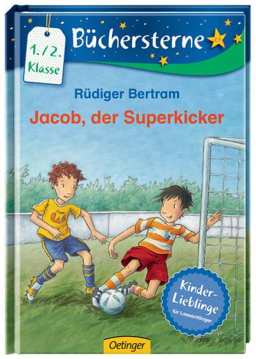 Jacob, der Superkicker, 9783789123986