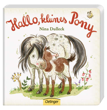 Hallo, kleines Pony!, 9783789108488