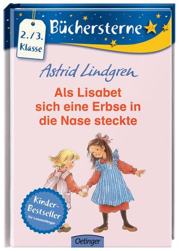 Als Lisabet sich eine Erbse in die Nase steckte, 9783789107603