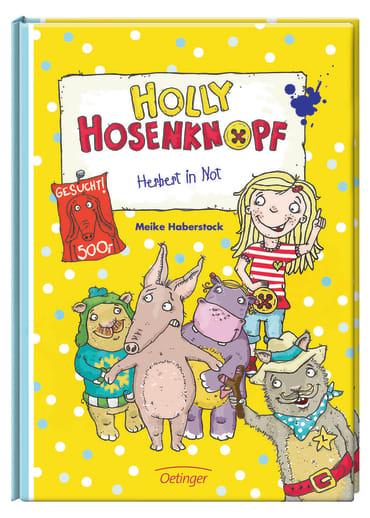 Holly Hosenknopf, 9783789137334