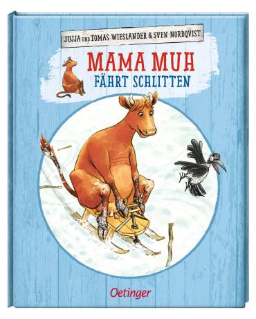 Mama Muh fährt Schlitten, 9783789109560