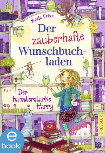 Der zauberhafte Wunschbuchladen, 9783862720439