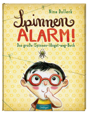 Spinnen-Alarm, 9783789107900
