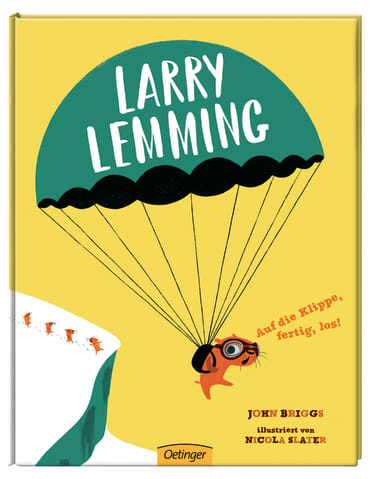 Larry Lemming, 9783789107993