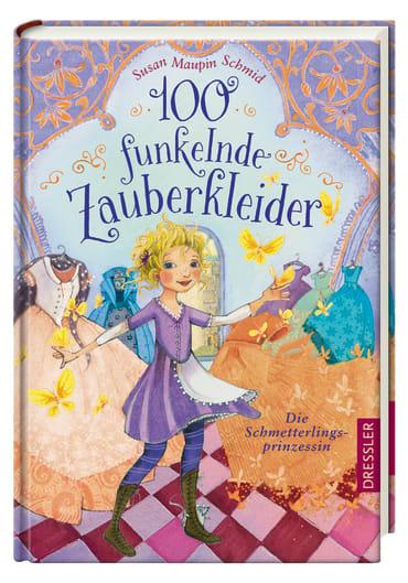 100 funkelnde Zauberkleider, 9783791500508