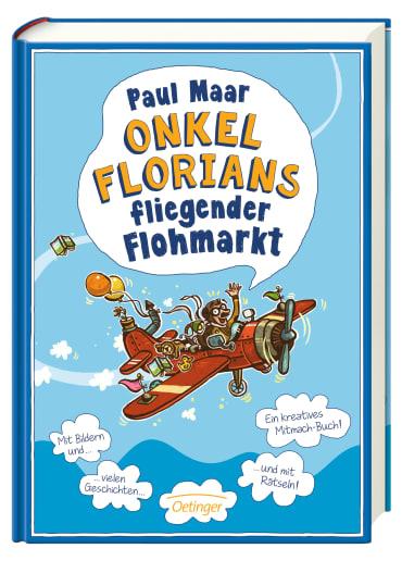 Onkel Florians fliegender Flohmarkt, 9783789108518