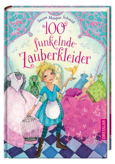 100 funkelnde Zauberkleider, 9783791500386