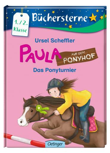 Paula auf dem Ponyhof, 9783789104923