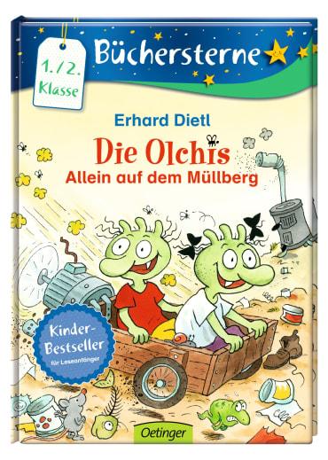 Die Olchis Allein auf dem Müllberg, 9783789104138