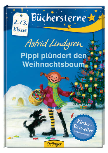 Pippi plündert den Weihnachtsbaum, 9783789104084