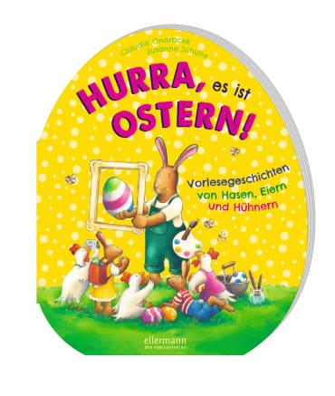 Hurra, es ist Ostern!, 9783770700639