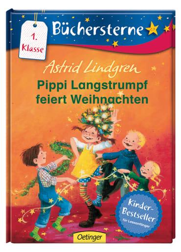 Pippi Langstrumpf feiert Weihnachten, 9783789108723