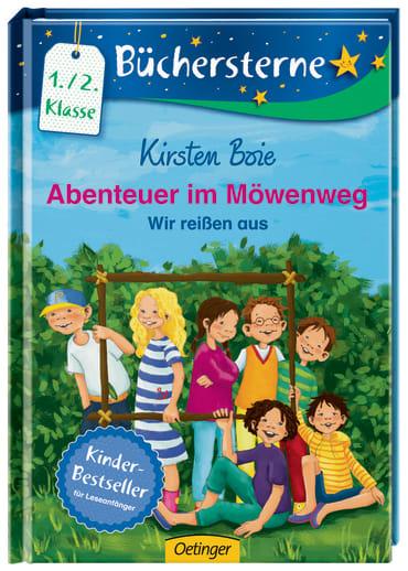 Abenteuer im Möwenweg, 9783789123313