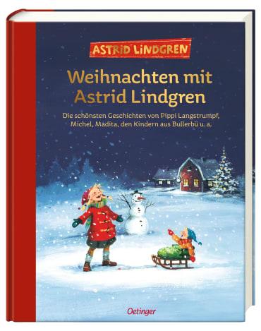 Weihnachten mit Astrid Lindgren, 9783789141843