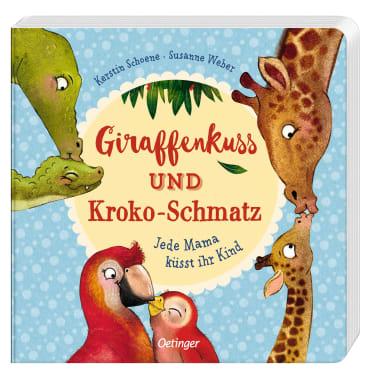 Giraffenkuss und Kroko-Schmatz, 9783789108921