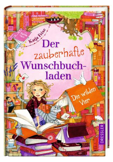Der zauberhafte Wunschbuchladen 4, 9783791500706