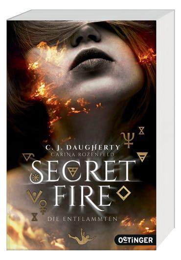 Secret Fire, 9783841505095