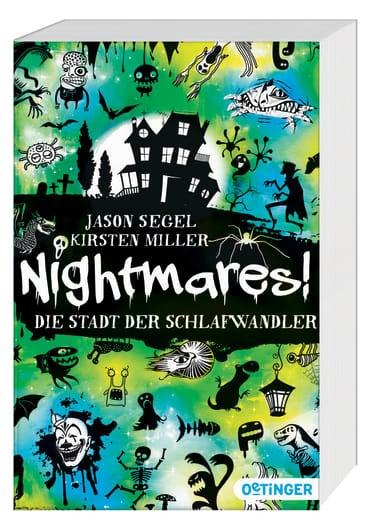 Nightmares, 9783841505187