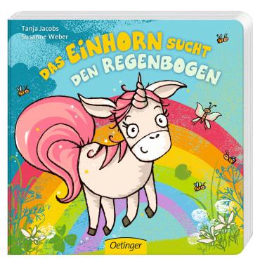 Das Einhorn sucht den Regenbogen, 9783789109447