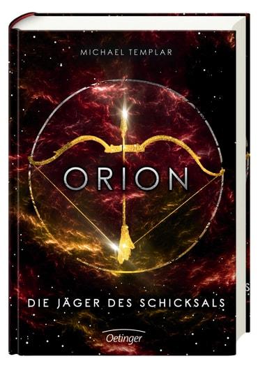 Die Sternen-Saga. Orion, 9783789109645