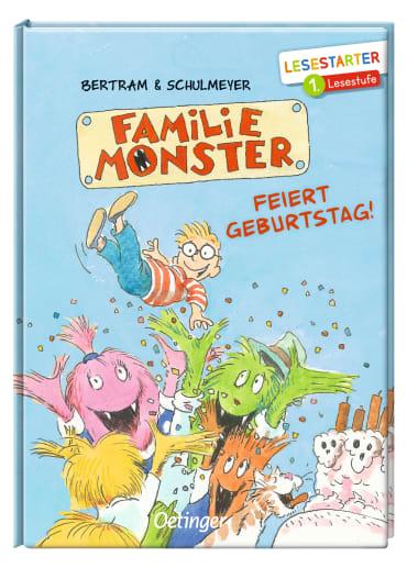 Familie Monster feiert Geburtstag!, 9783789110382